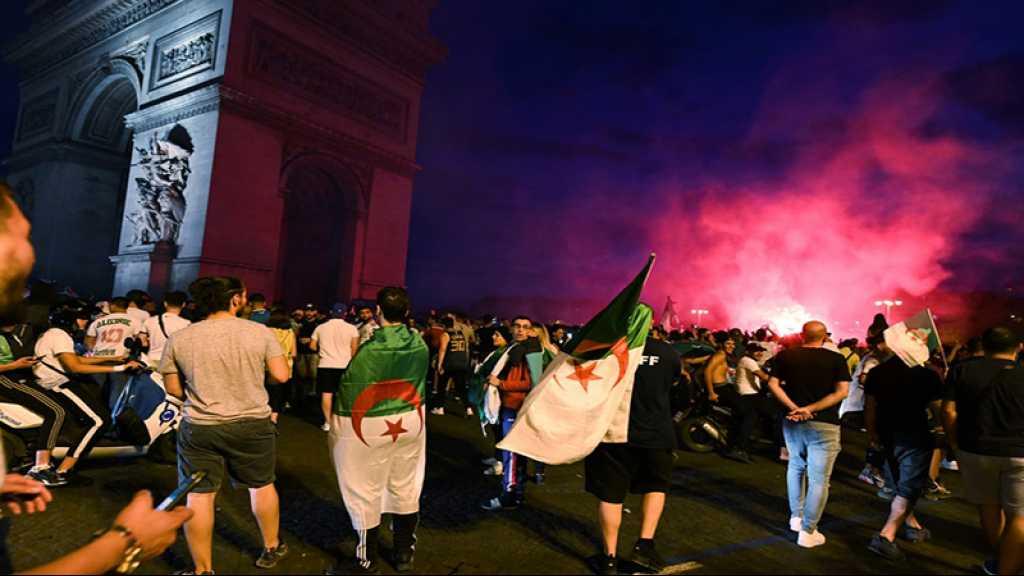 Violences après la victoire de l'Algérie à la CAN: Paris dénonce des incidents «inacceptables»