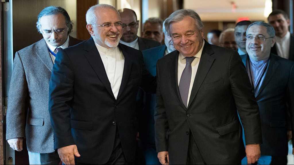 L'ONU «préoccupée» par des restrictions US à une visite de Zarif à New York