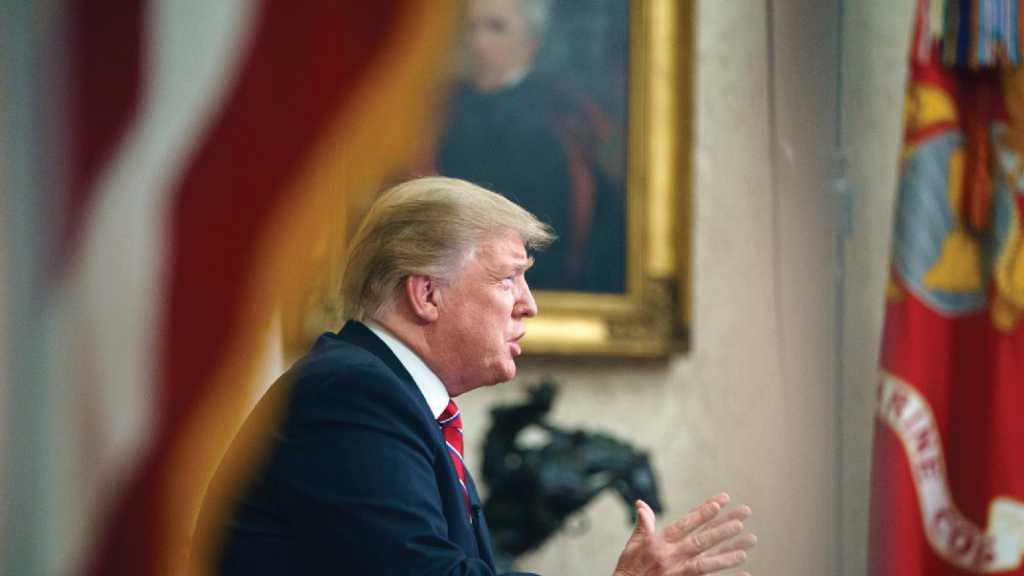 Trump assure qu'il ne cherche pas un «changement de régime» en Iran