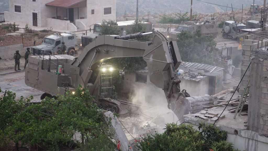 Des diplomates mobilisés contre la démolition des habitations palestiniennes par «Israël»