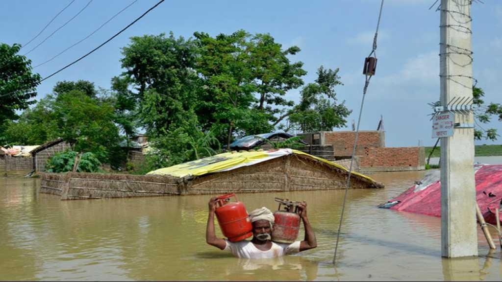 Plus de 270 morts de la mousson en Asie du Sud