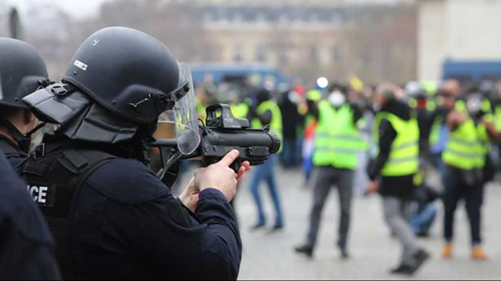 «Gilets jaunes»: des policiers mis en cause dans des violences décorés par l'Intérieur