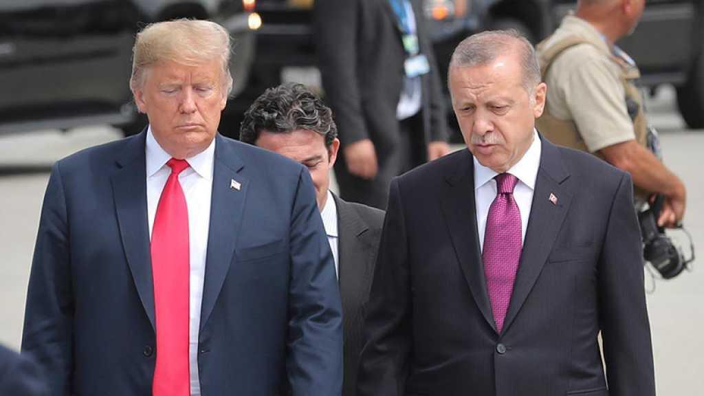 Ankara dit son «malaise» à Washington après son exclusion du programme des F-35