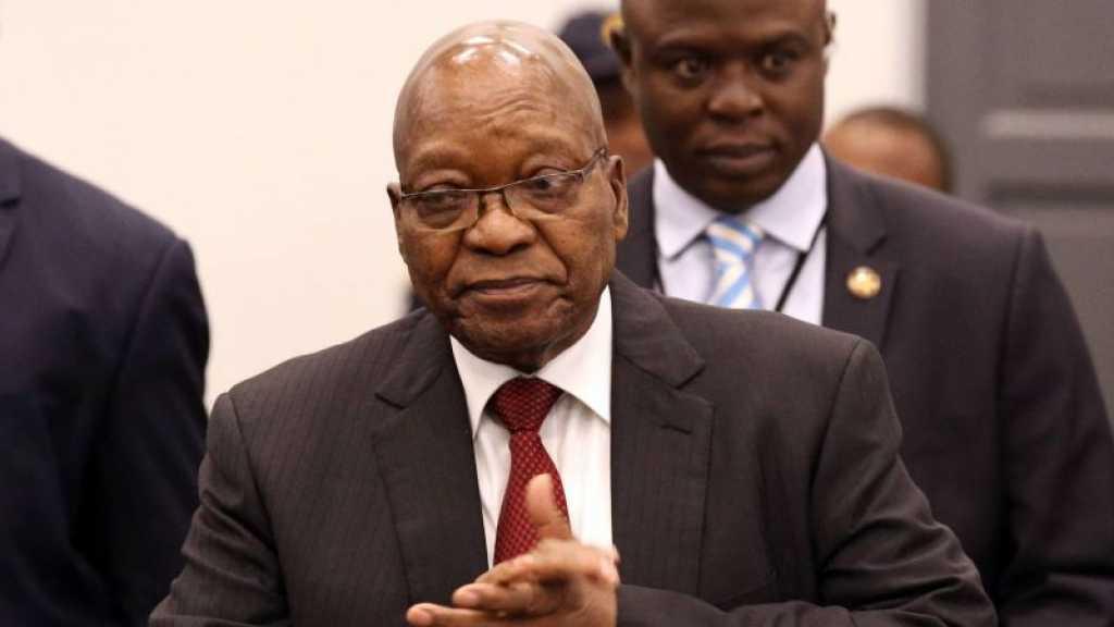 Afrique du Sud: l'ex-président Zuma cesse de coopérer à l'enquête sur la corruption