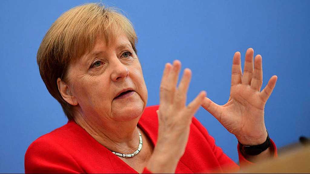 Merkel dénonce les attaques de Trump contre des élues américaines