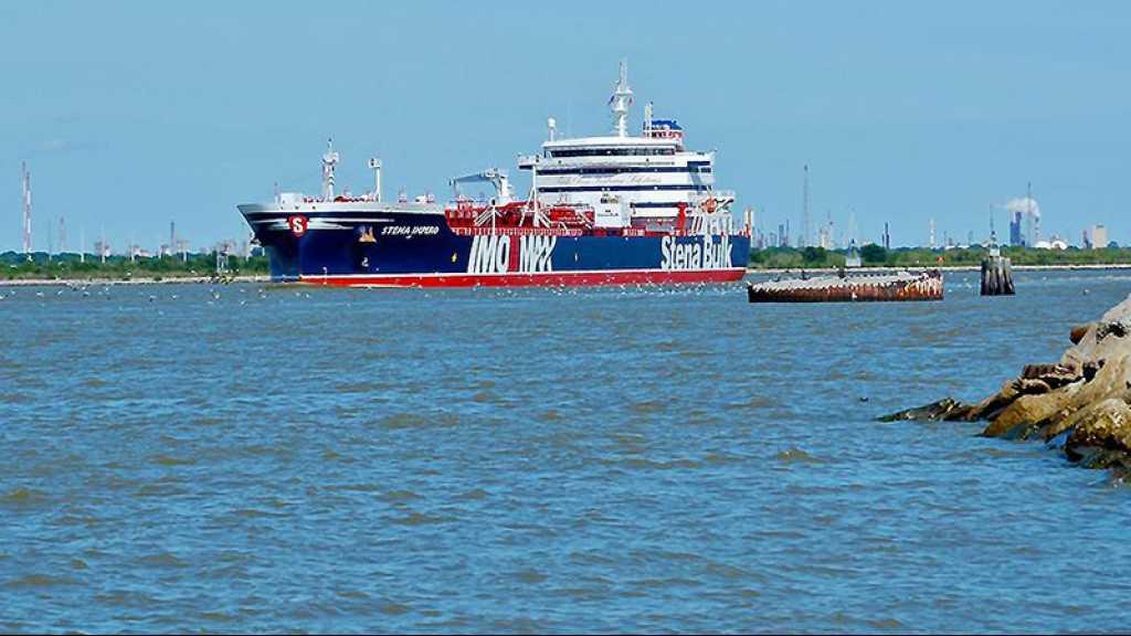 L'Iran ouvre une enquête après la saisie d'un tanker