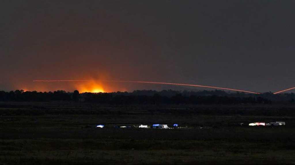 Syrie: agression israélienne contre Tell Hara dans la banlieue de Daraa
