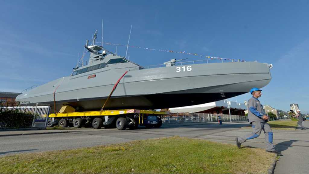 La France livre en toute discrétion un nouveau navire de guerre à l'Arabie saoudite