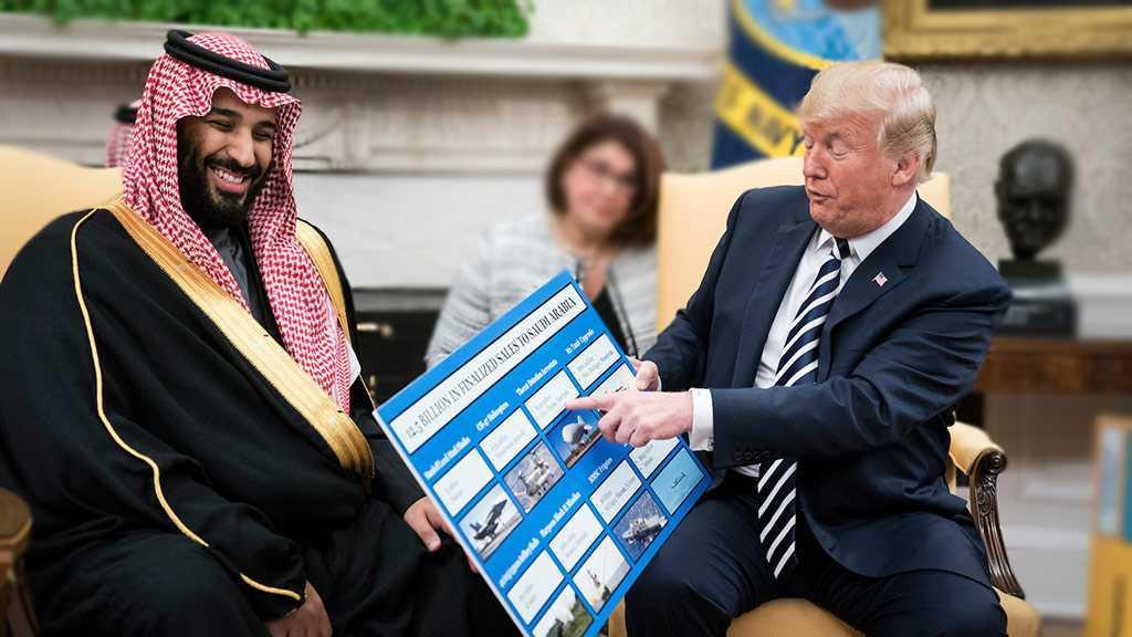 Trump met son veto au blocage du Congrès sur les ventes d'armes à l'Arabie saoudite