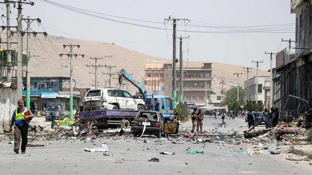 Trois explosions à Kaboul, au moins 10 morts