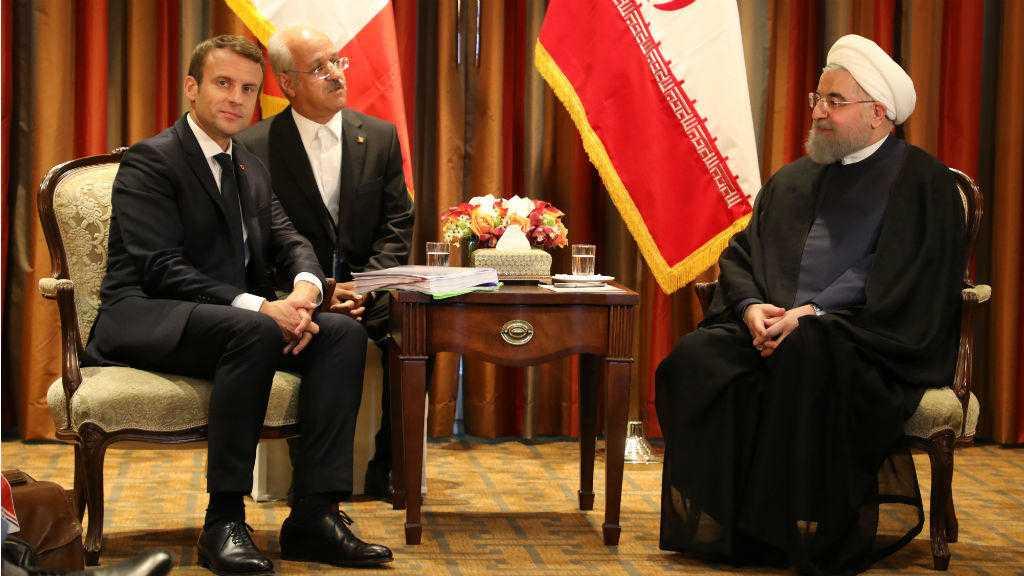Tensions irano-américaines: Macron s'entretient de nouveau avec Rohani