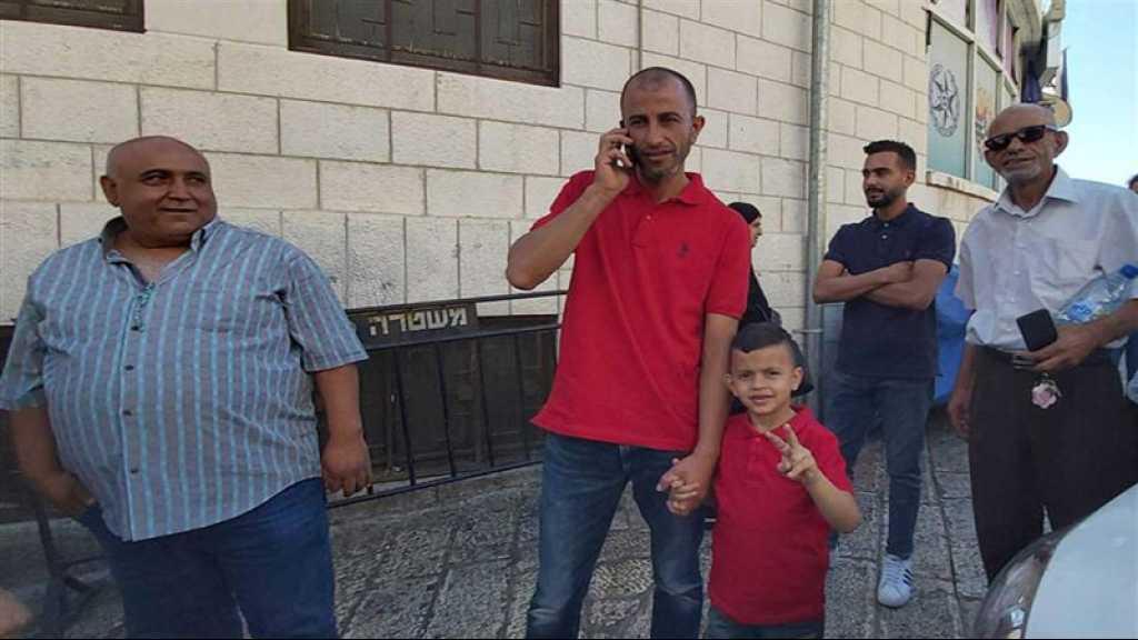 «Israël» convoque un enfant âgé seulement de 4 ans