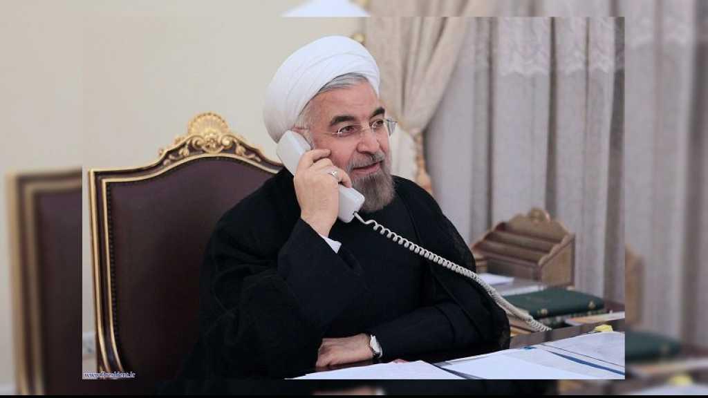 Rohani à Macron: L'Iran est le « principal gardien de la sécurité de la navigation » dans le golfe persique