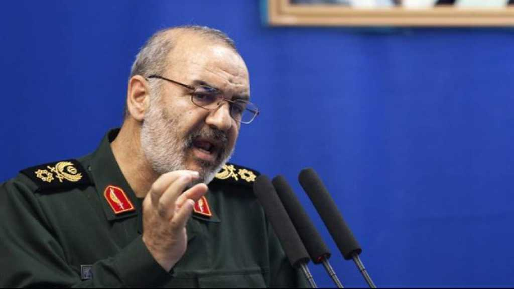 «Les forces terrestres du CGRI, capables de devenir une armée supérieure», dit le général Salami