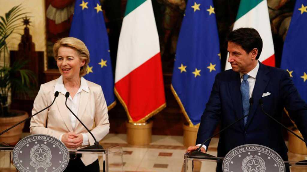 A Rome, von der Leyen souhaite «un nouveau pacte pour les migrations»