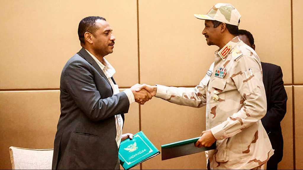 Soudan: la nouvelle instance de transition sera formée le 18 août
