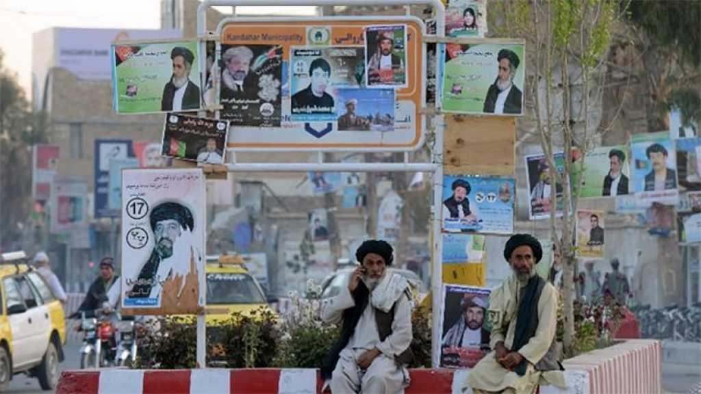 Afghanistan : les talibans appellent au boycott et menacent la présidentielle