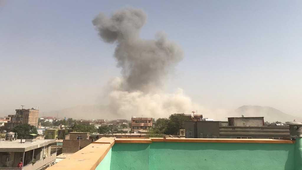 Une puissante explosion frappe Kaboul, des coups de feu entendus sur les lieux