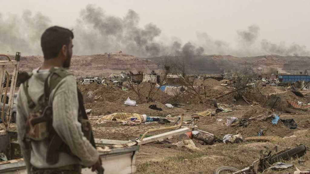 «Daech» est en train de « ressurgir » en Syrie, dit le Pentagone