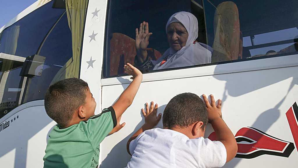 L'Arabie saoudite empêche des Palestiniens fuyant la guerre en Syrie de faire le hadj