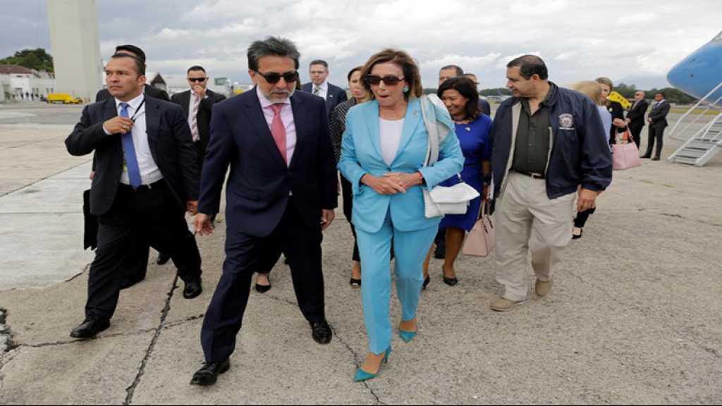 Frontière USA-Mexique: la cheffe des démocrates dénonce une situation «inhumaine»