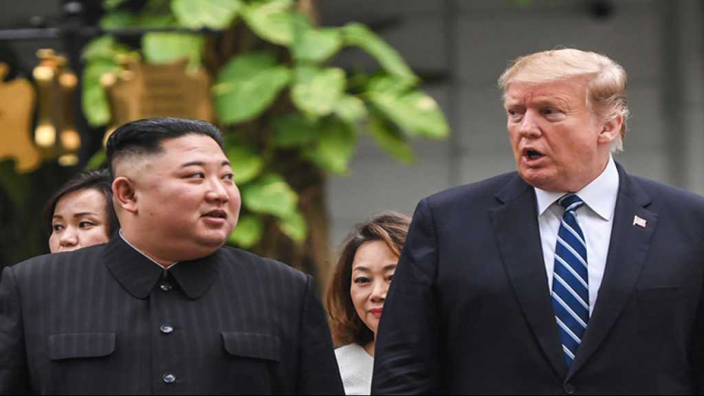 Trump critique, de concert avec Kim, les manœuvres militaires entre Washington et Séoul