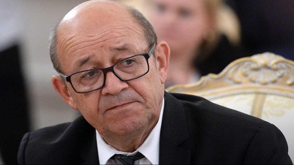 La France «n'a besoin d'aucune autorisation» pour s'exprimer sur l'Iran, dit Le Drian
