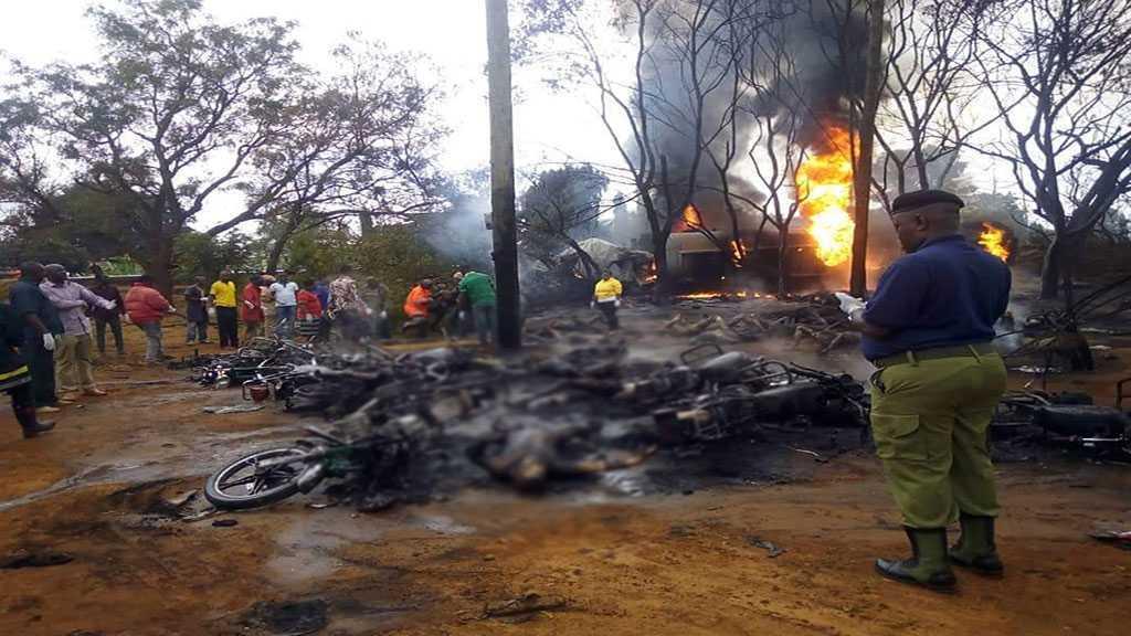 Tanzanie: au moins 57 morts dans l'explosion d'un camion-citerne accidenté