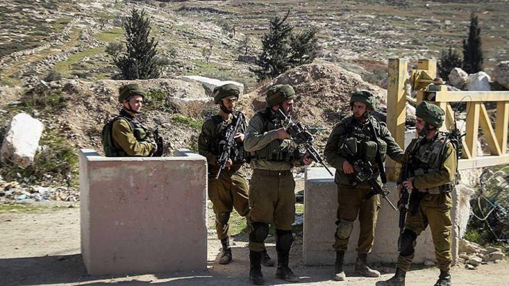 Gaza : quatre Palestiniens tombés en martyre par des tirs israéliens à la frontière