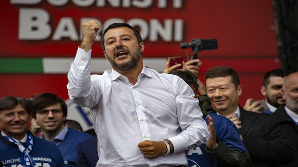 Italie: Salvini continue son pressing pour des élections mais des résistances émergent