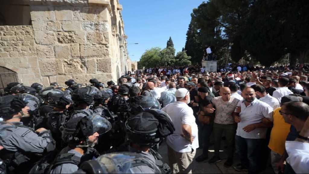 Mosquée al-Aqsa: Les Palestiniens contrent une invasion de colons lors de la prière de l'Aïd al-Adha (Photos)