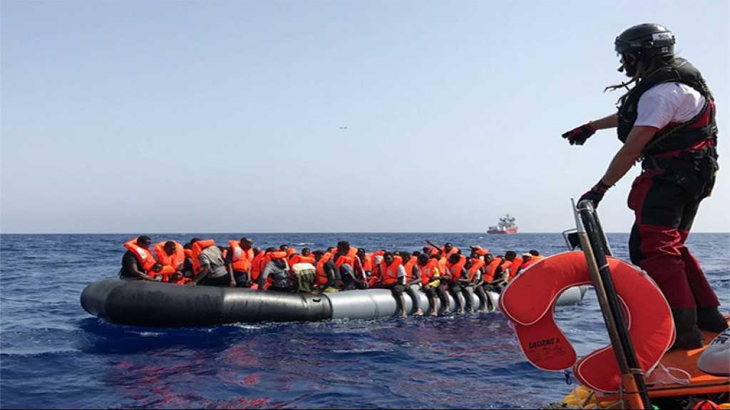Sauvetages humanitaires: plus de 400 migrants sur l'Ocean Viking et l'Open Arms