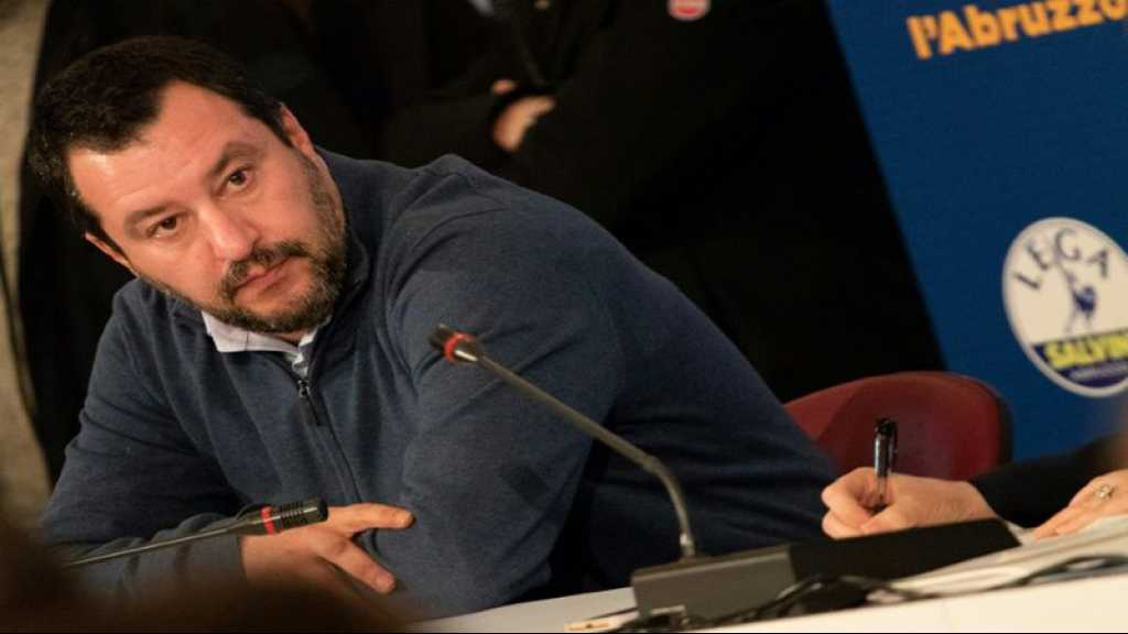 Salvini pourrait «entraîner l'Italie hors de l'UE»