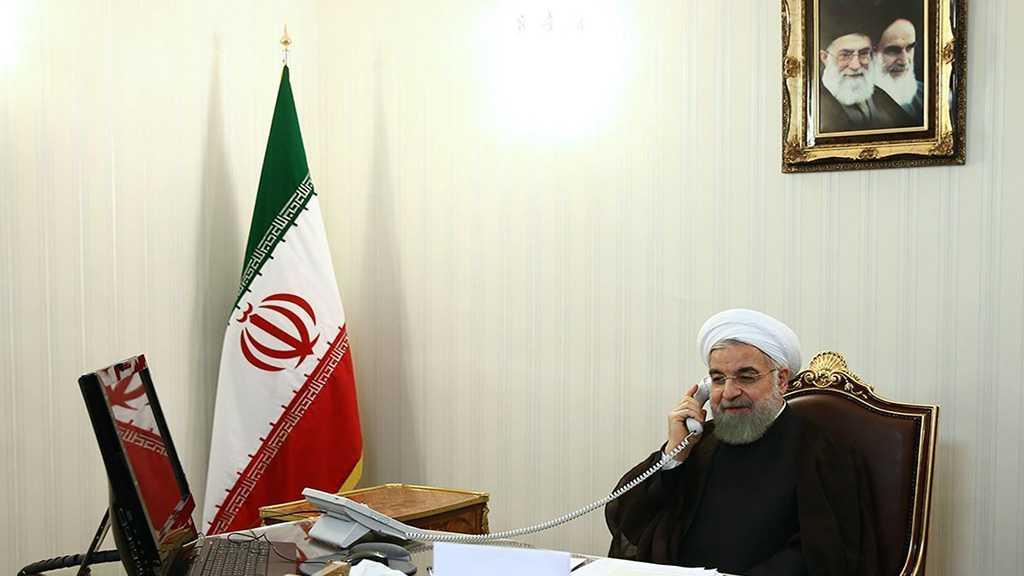 Rohani: Les actions américaines dans la région rendent les problèmes plus compliqués