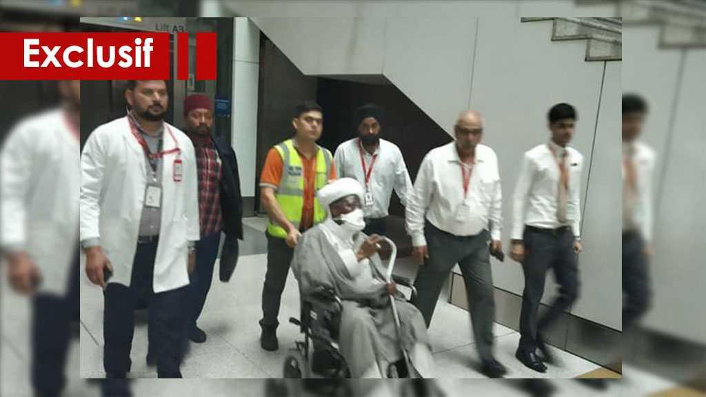 Le cheikh Zakzaky à AlAhed: L'Inde n'est pas un lieu sûr pour nous