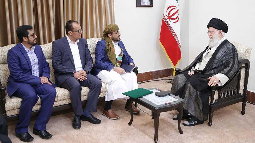 Sayed Khamenei met en garde contre des «complots» visant à diviser le Yémen