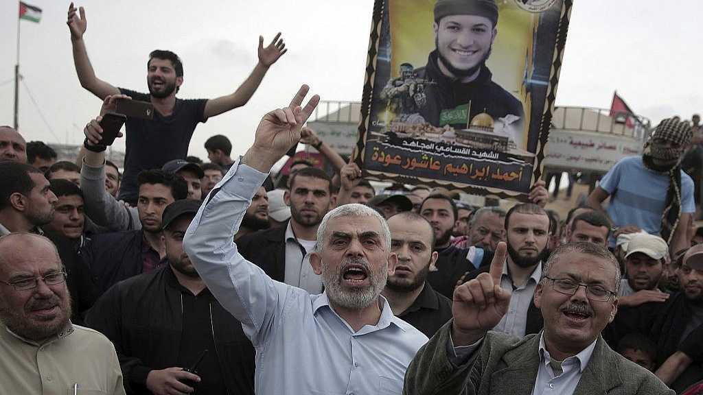 Sinwar promet «Israël» de «faire pleuvoir des missiles» en cas d'incursion à Gaza
