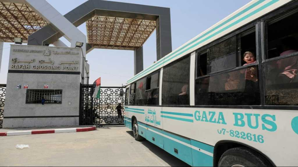 «Israël» encourage activement l'émigration palestinienne de Gaza