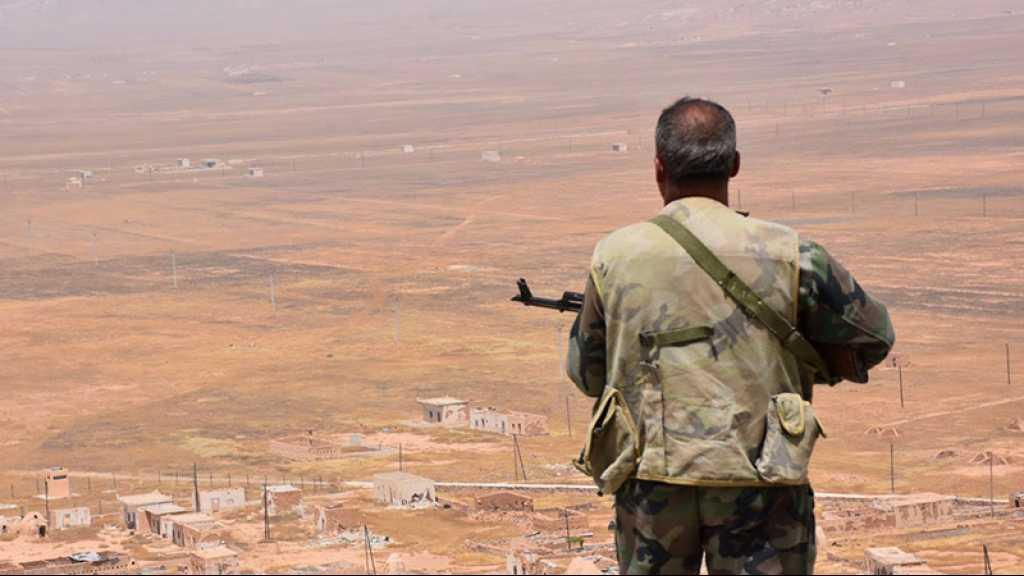 La Chine met en garde contre un retour de «Daech» en Syrie