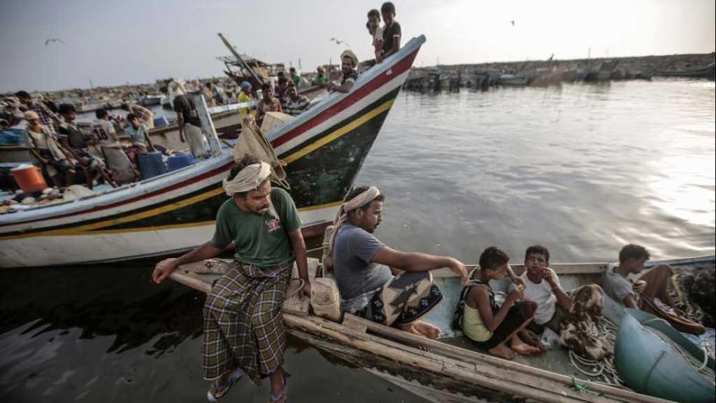 Yémen: la coalition attaque des bateaux de pêche… des «crimes de guerre» impunies, selon HRW