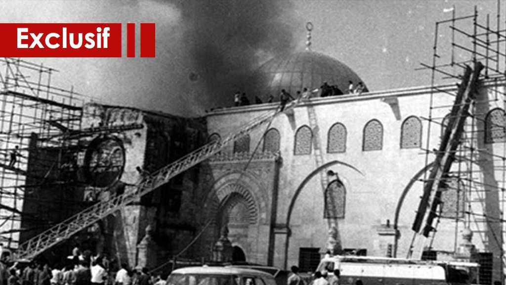 Cinquante ans après l'incendie d'al-Aqsa, les feux ennemis ne cessent de l'attaquer