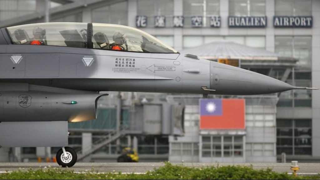 Washington approuve la vente de 66 chasseurs F-16 à Taïwan