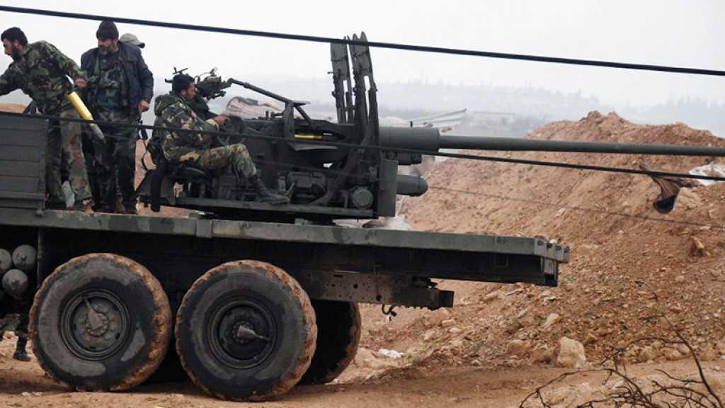 L'armée syrienne encercle les terroristes au sud de Khan Cheikhoun