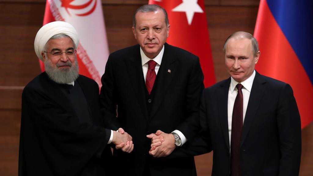 Syrie : sommet Turquie-Russie-Iran à Ankara le 16 septembre