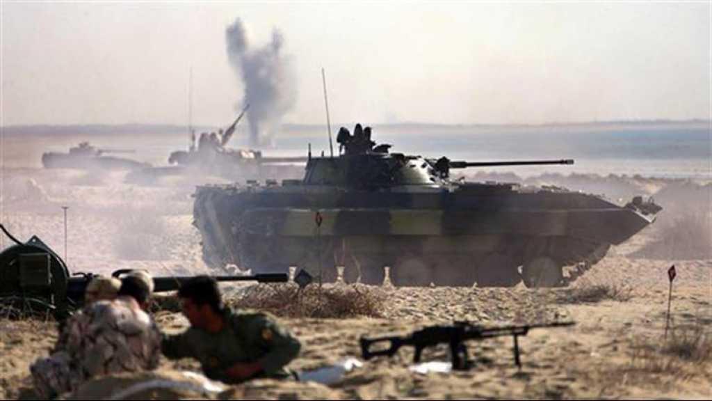 «Ghadir», la grande manœuvre des Gardiens au nord-ouest de l'Iran