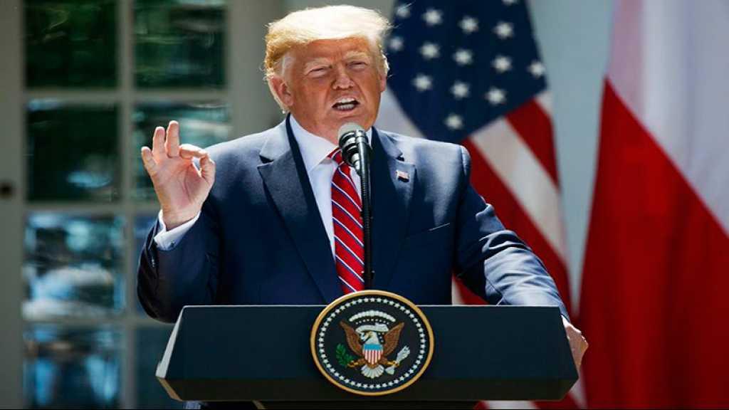 Trump menace de libérer les terroristes européens détenus en Syrie dans leur pays d'origine