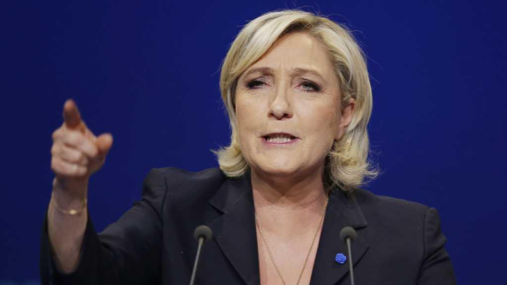 Marine Le Pen fustige l'UE pour son opposition au retour de la Russie dans un G8
