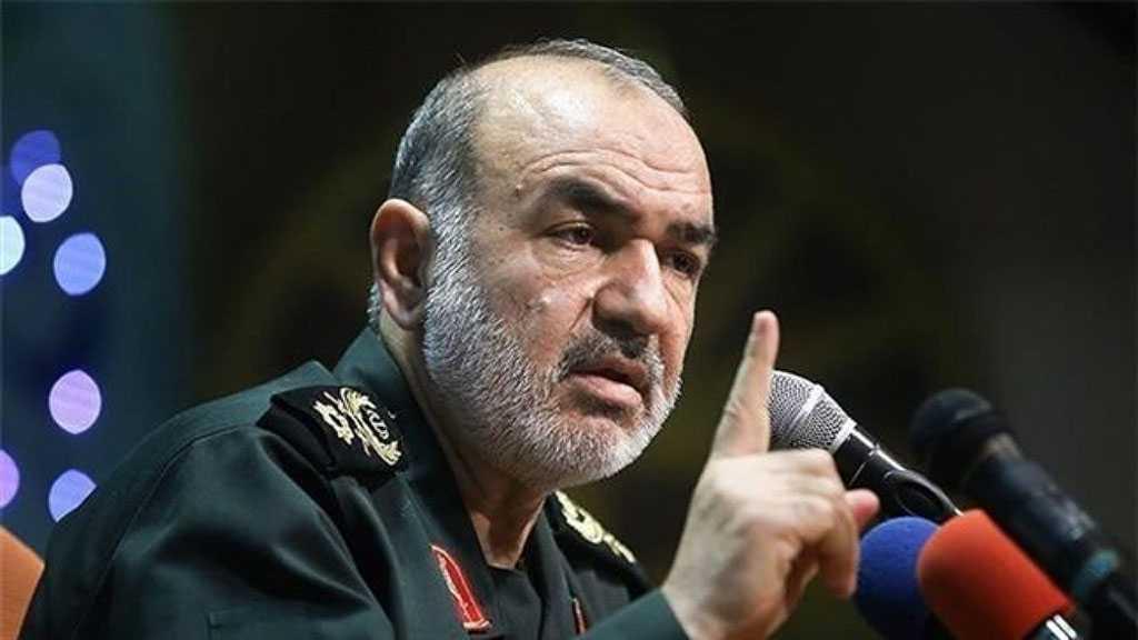 Toute présence étrangère dans le Golfe est néfaste à la sécurité, dit le général Salami