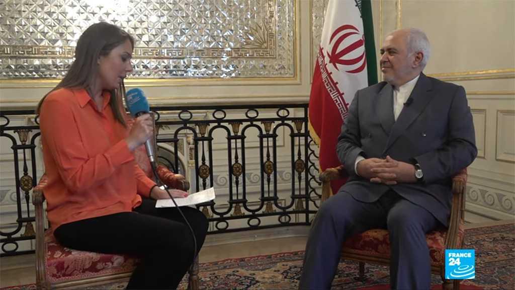 Les Iraniens ne négocient pas sous la menace, affirme Zarif