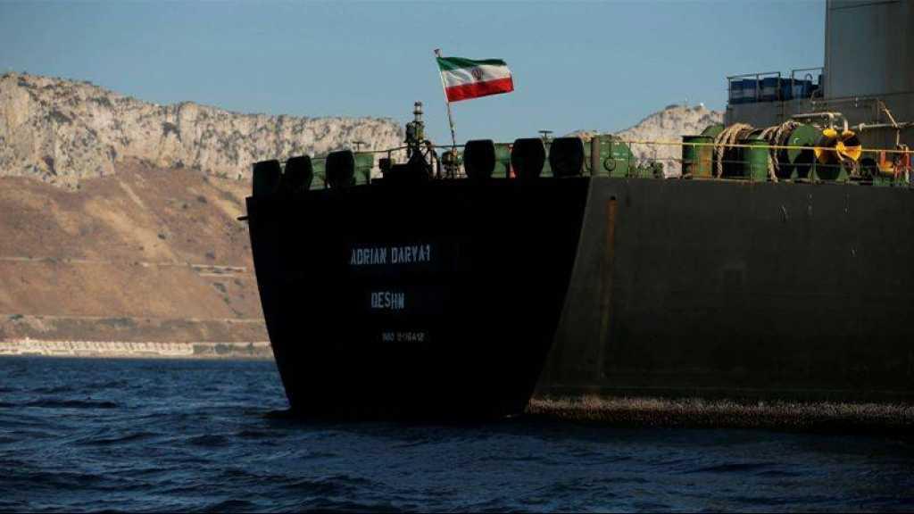L'Iran dit avoir vendu la cargaison du pétrolier parti de Gibraltar